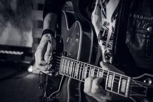 Strojenie gitary - lekcje gitary