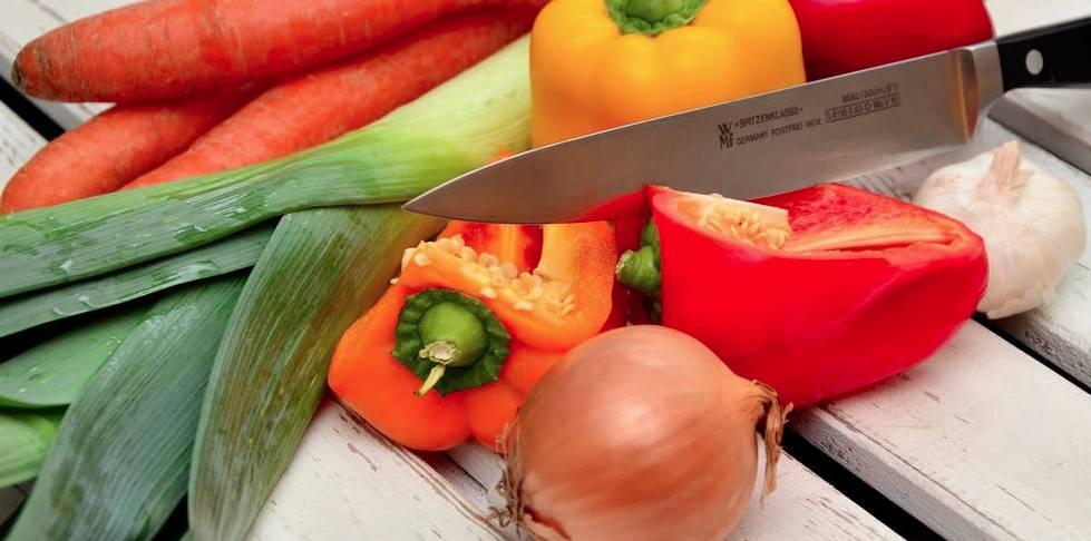 nóż marki WMF